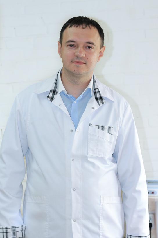 Крижановський Сергій Анатолійович